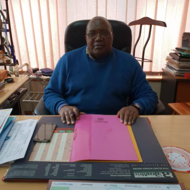 Dr Wanjala Samson H M